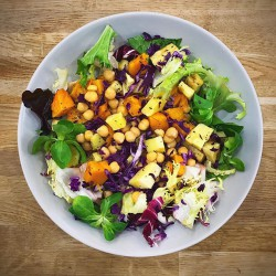 Salade 4 ingrédients